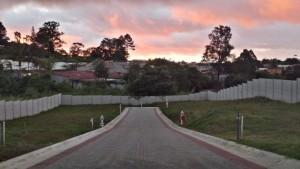 Atardecer en Palo Verde - Lotes en Escazu