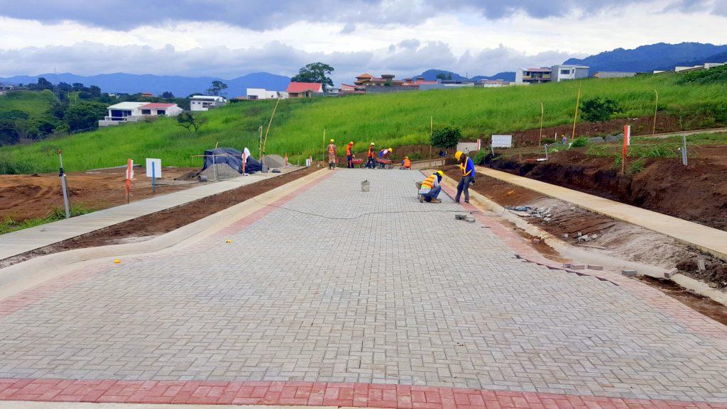 Vista Encantada en Construcción